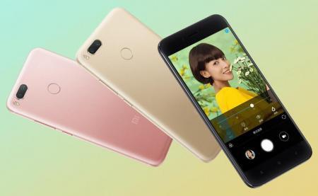 Xiaomi Mi5X сдвойной камерой представлен официально