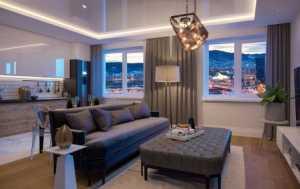 Новые квартиры в уютном жилом комплексе