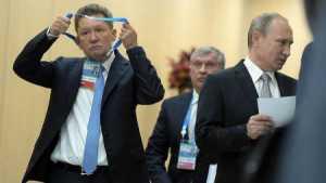 Экспорт «Газпрома» вдальнее зарубежье вянваре-августе вырос на12%