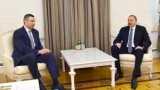 Кличко неожиданно провел встречу в Баку с президентом Азербайджана Алиевым: СМИ узнали о редком подарке, который подарил мэр Киева