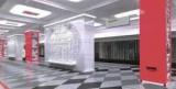 Станцію метро «Рассказовка» оформили у вигляді бібліотеки
