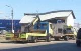 Конфликт из-за автостоянки в Киеве: в ход пошла тяжелая техника