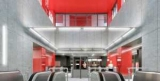 Станцію метро «Нижні Мневники» оформлять у стилі авангард