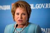 Российские оккупанты обвинили США в преступлении, которое сами же осуществили на Донбассе: одиозная Матвиенко сделала заявление