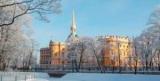 В Михайлівському палаці в Петербурзі реконструюють внутрішні двори