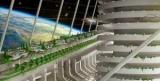 Почалося створення космічного міста за проектом вченого з Росії