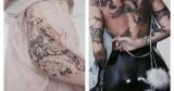 30 модных идей тату для девушек 2021: на спине, ноге, запястье