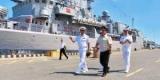 Полторак посетил международные морские учения