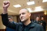 Оппозиционер Удальцов вышел на свободу