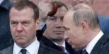 МИД Украины направило РФ ноту протеста из-за визита Медведева в Крым