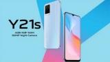 Смартфон Vivo Y21s получил чип MediaTekHelio G80 и аккумулятор 5000 мА·ч