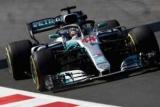 Гран-прі Іспанії: Хемілтон – кращий на другий тренуванні